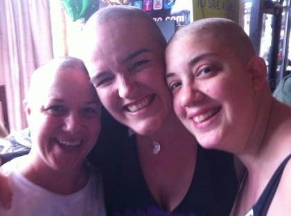 Bald Beauties