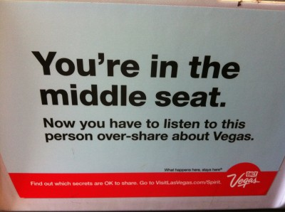 Middle Seat.