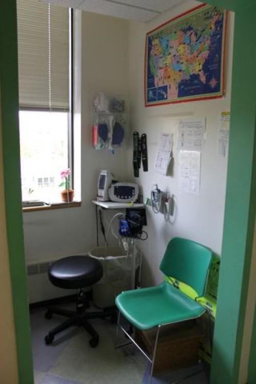 CMH Vitals Room