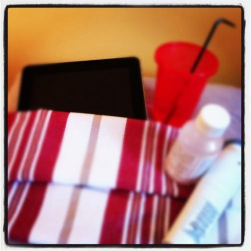 Sick iPad