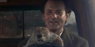 "Bill Murray in ""Groundhog Day,"" 1993 from Columbia Pictures"