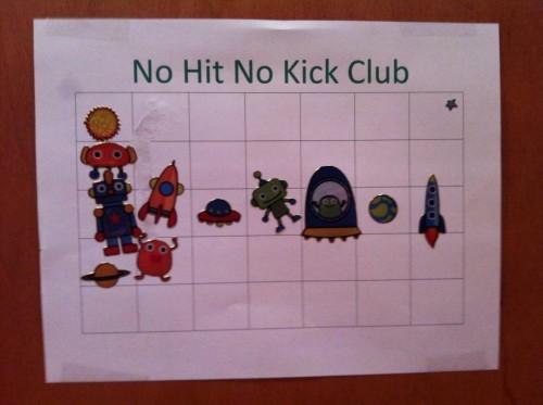 No Hit No Kick Club