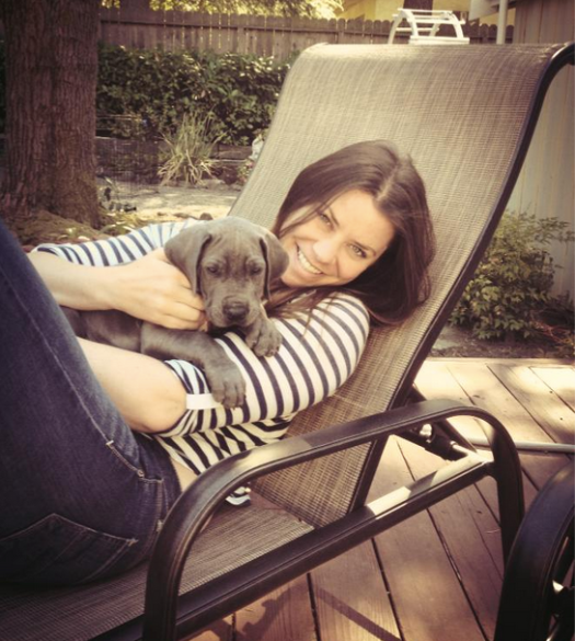 Photo from The Brittany Maynard Fund website.