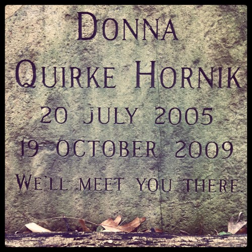Donna's Grave