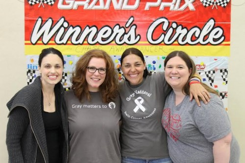 Cancer Moms -- a bond as strong as steel.