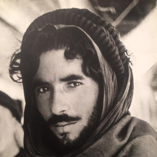 A Bedouin man at the bazaar in Aleppo, Syria.  Years later when I would watch The English Patient with Ralph Fiennes, when they referred to the Bedouin people in the movie, because of this photo, I knew just who they were referring to.
