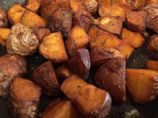 Patatas bravas, Cafe Ba Ba Reeba!