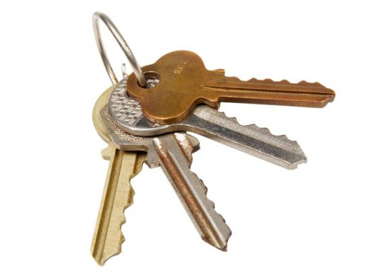 Not my actual keys, so don't be thinking you're all clever and try and make a 3D repro of these bad boys.