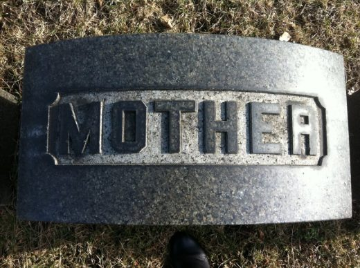 mother-grave